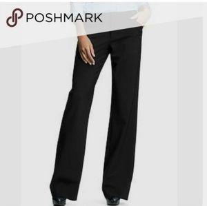 ❇️BLACK GAP Perfect Trouser Stretch sz 6R/6A-short